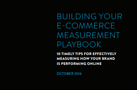 How to Measure Ecommerce Success: There are 10 tips for effectively measuring how your brand performing online. Download the Nielsen's Playbook to Building Your Ecommerce Measurement and learn more
