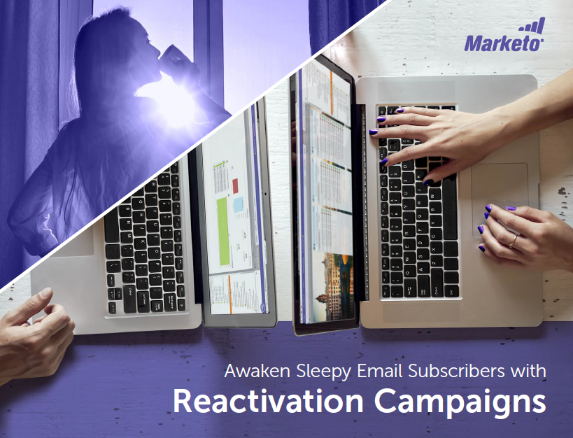 Awaken Sleepy Email Subscribers With Reactivation Campaigns | Marketo 1 | Digital Marketing Community