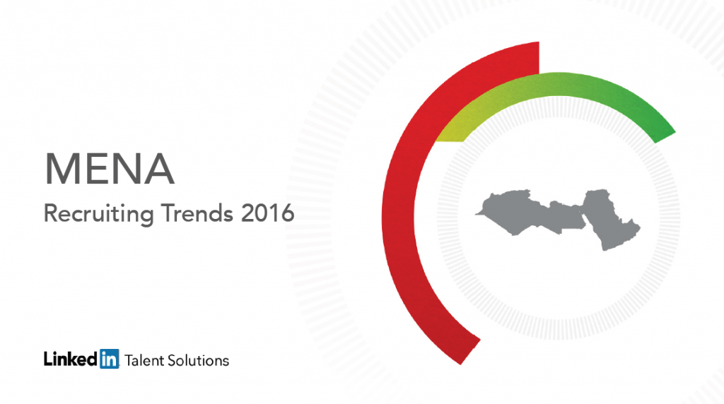 41% of hiring managers are utilizing Social professional networks. Read and find out more about the MENA recruiting trends in 2016:, MENA Recruiting Trends 2016_Linkedin