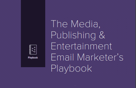 Find out examples of contextual email marketing campaigns for the media, publishing and entertainment industries that have proven to drive engagement & ROI. Build a loyal fan base. Email tips and best practices designed specifically for today's marketers