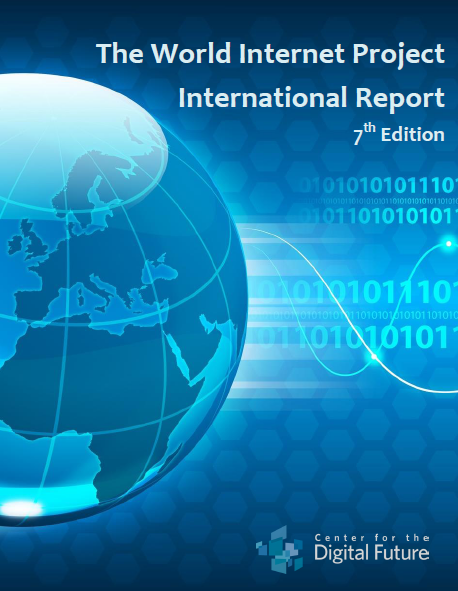 The world internet project international report in its 7th edition provides full insights for the digital state in the 8 countries surveyed.