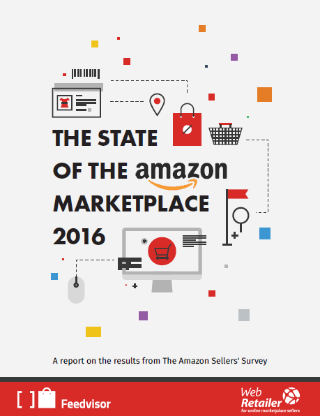 State of Amazon Marketplace 2016 | Feedvisor | Digital Marketing Community, Around 50% of Amazon sellers are small sellers or sole traders, making under $100,000 annually. Find out more about Amazon Marketplace in the Digital Marketing Community.