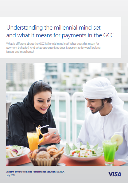 Understanding the Millennial Mind-Set & Payments in the GCC, Q2 2016: There are 2 billion Millennials around the world and 86% of them are living in emerging markets. To get a deeper insight into the Millennial mind-set in GCC