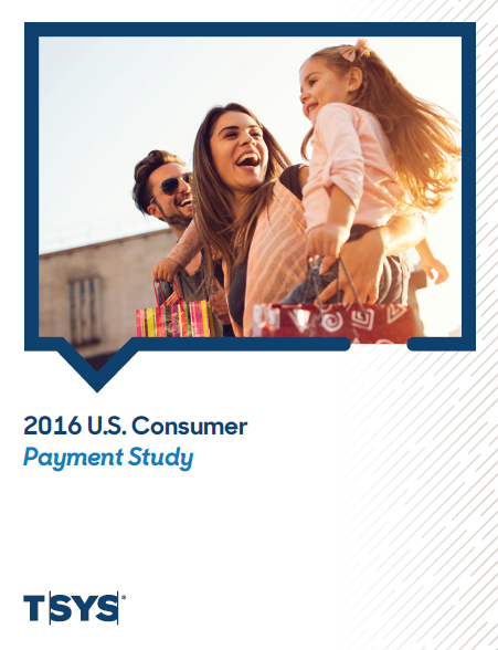 2016 US Consumer Payment Study | TSYS 1 | Digital Marketing Community
