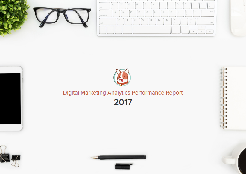 Digital Marketing Analytics Performance Report, 2017 TrackMaven. Sports & entertainment content hold the biggest audience size on Facebook, Twitter, LinkedIn, Pinterest, and Instagram, followed by media & publishing. Find out the big-picture trends in digital marketing effectiveness.