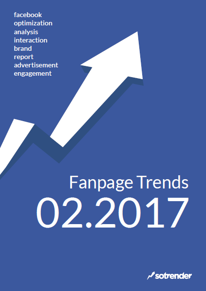 Facebook Fanpage Trends in UK, Feb 2017 | Sotrender