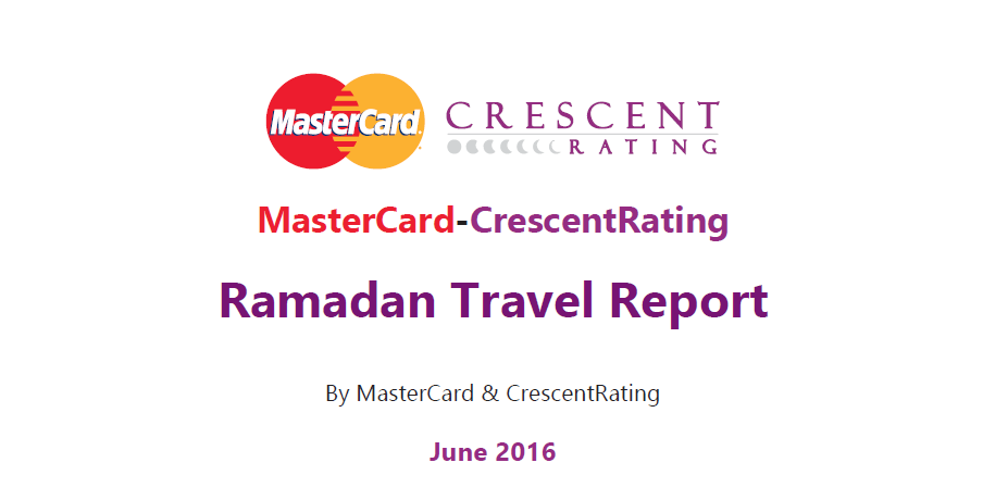 identify the travel trends in Ramadan and the main drivers shaping this: