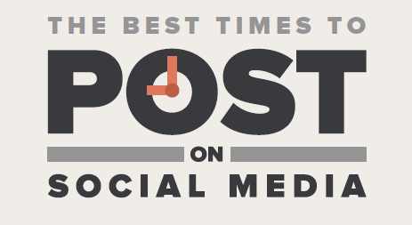 The Best Time to Post on Social Media 2019 Guide: 17.5 million social media posts by 17,737 brands have been analyzed to provide you with the best times to post on Twitter, Facebook, LinkedIn, Instagram & Pinterest
