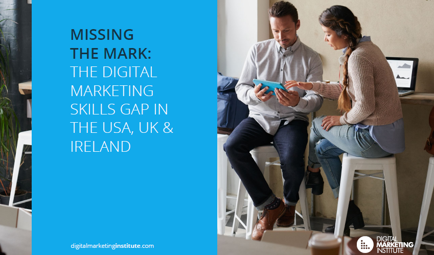 Digital skills level decreased within 2 years by a rate of 4%. Irish organizations are the lead in engagement and level of training support by a rate of 40%. Find more in the Digital Marketing Community