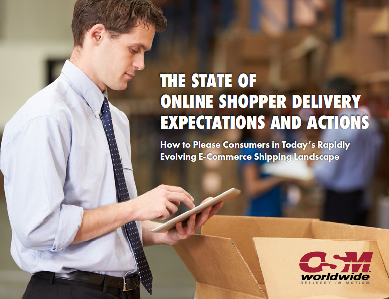 The State of Shopper Delivery Expectation, 2016 OSM