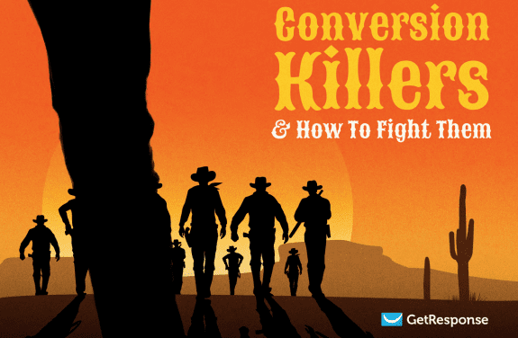 eBook: The top 10 conversion killers to avoid, recommendations for engaging with your audience, tips for content design, and content generation ideas