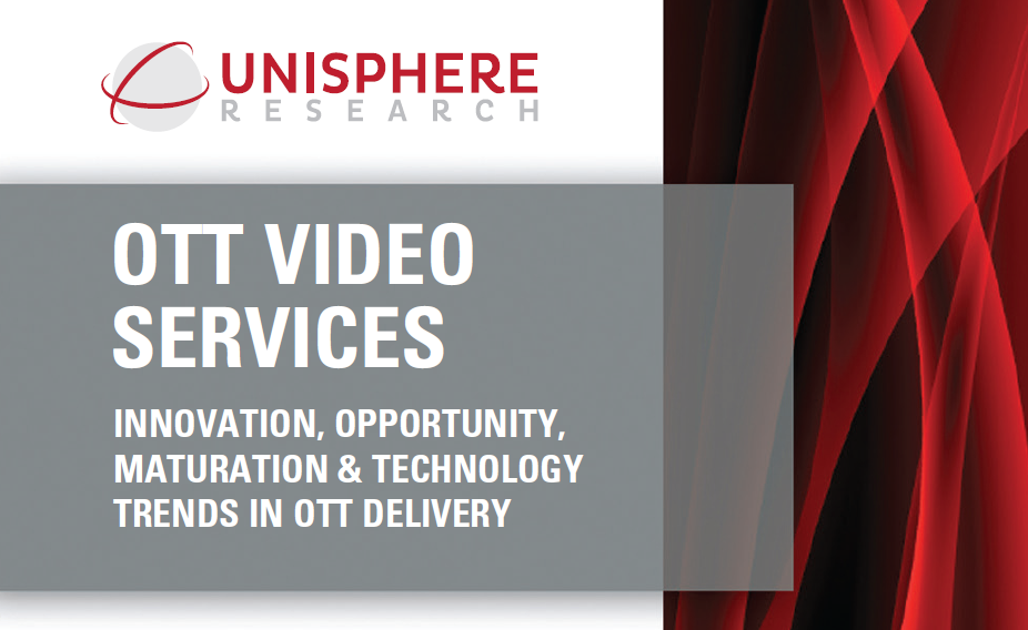 OTT is a key term in entertainment right now, because it sits at the center of the inevitable and unstoppable merger between the worlds of television and digital video. Unisphere Research analyzes responses from 809 Streaming Media Magazine on OTT video services.