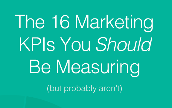 The 16 Digital Marketing KPIs You Should Be Measuring (2019)