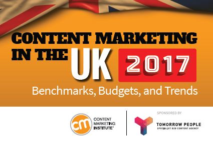 Content Marketing in the UK 2017 CM