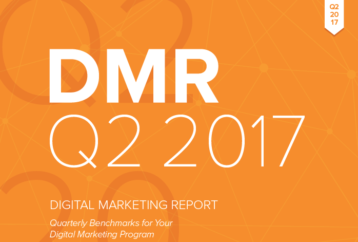Digital Marketing Report, Q2 2017 Merkle