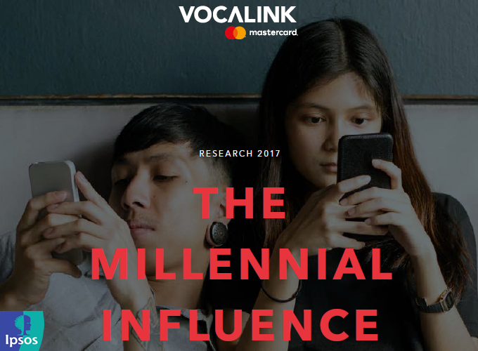 The Millennial Influence How Millennials of Asia Will Shape Tomorrow's Payments Landscape, 2017 VocaLink, MasterCard & Ipsos MORI