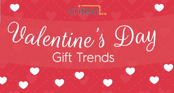Infographic Valentine's Day Gift Trends, 2017 Criteo