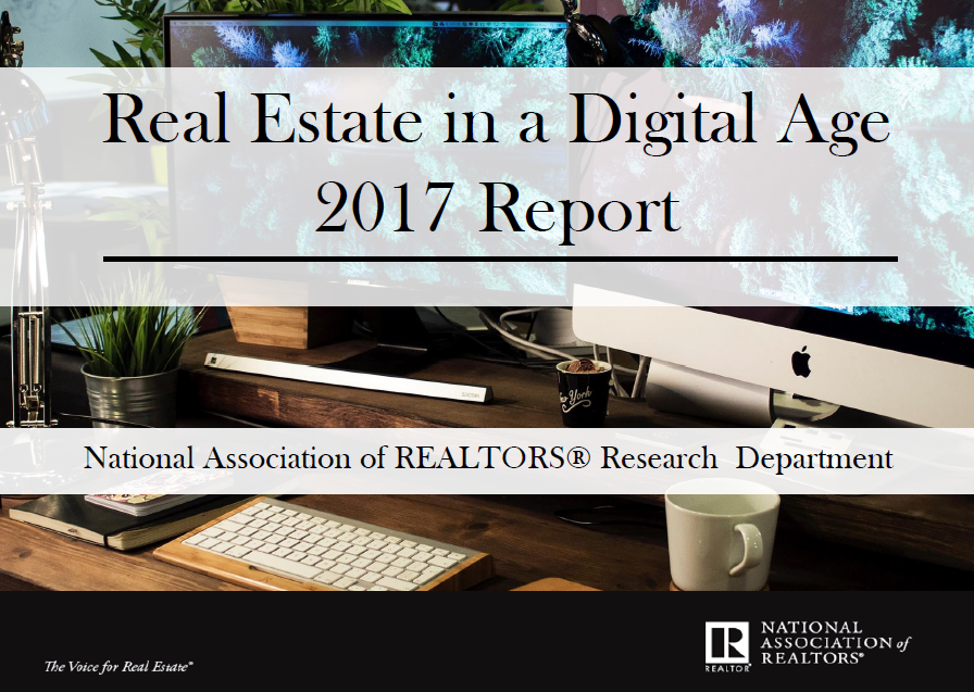 Real Estate in a Digital Age, 2017 | NAR 1 | Digital Marketing Community