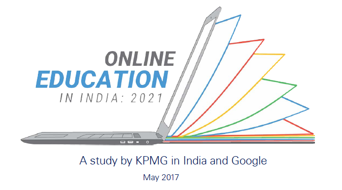KPMG & Google Online Education in India REPORT