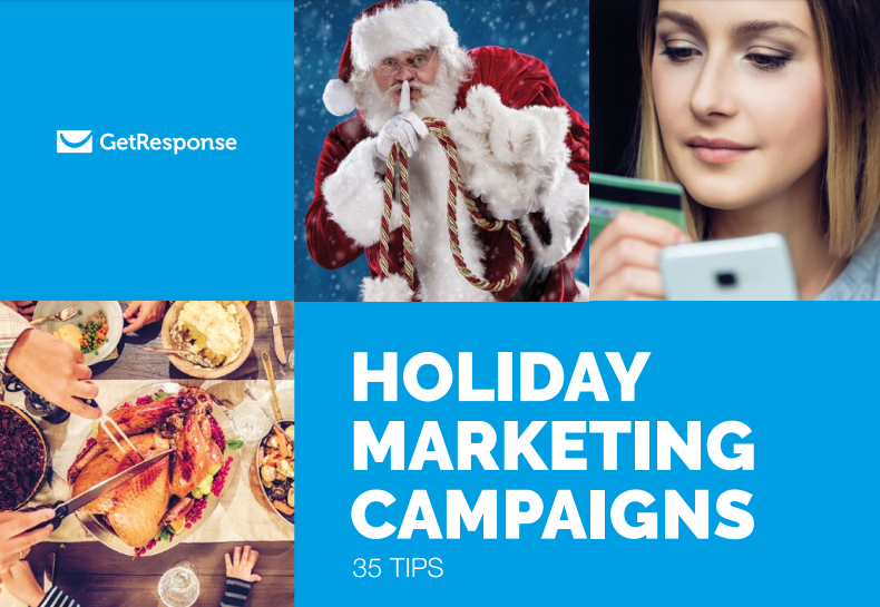 35 Tips for Holiday Marketing Campaigns | GetResponse