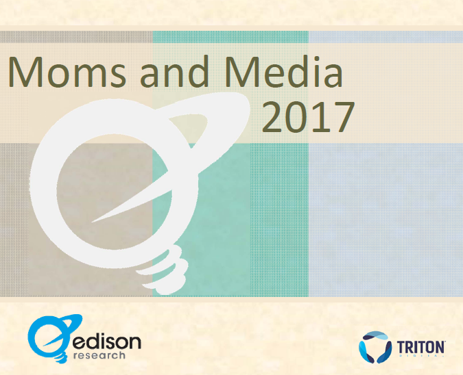 US Moms & Media 2017 | Edison Research | Digital Marketing Community
