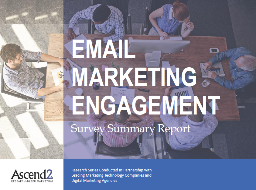 Email Marketing Engagement | Ascend2 | Digital Marketing Community