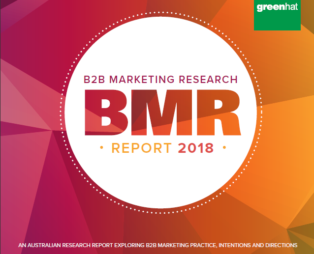 Australian B2B Marketing Research, 2018 | B2B Marketing in Australia