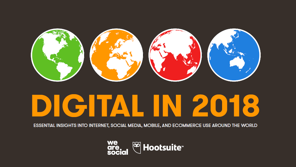 Insights Into Internet, Social Media, Mobile & E-Commerce Use Globally