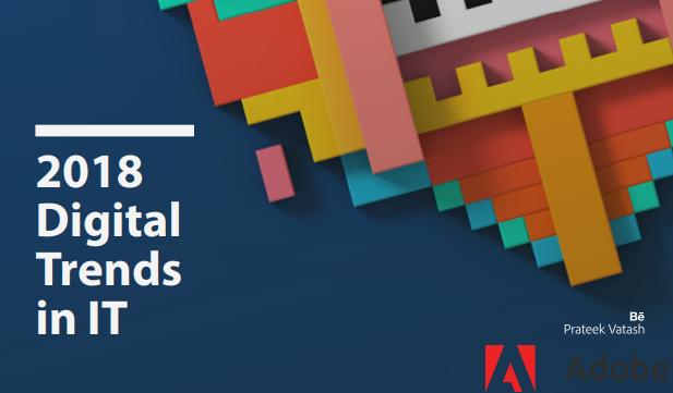 Digital Intelligence Briefing: Digital Trends in IT, 2018