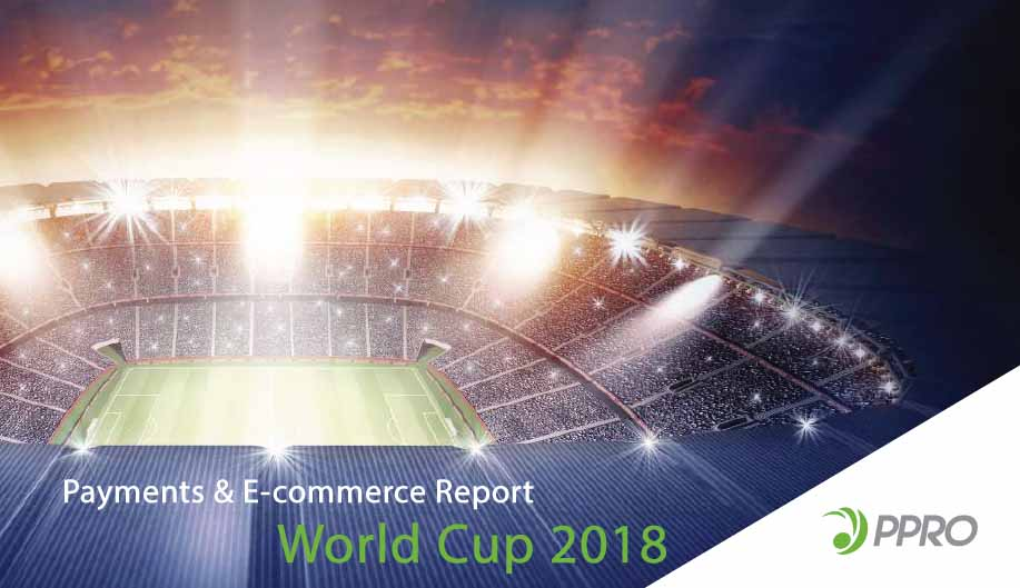 E-commerce statistics in the 32 countries participated the World Cup 2018