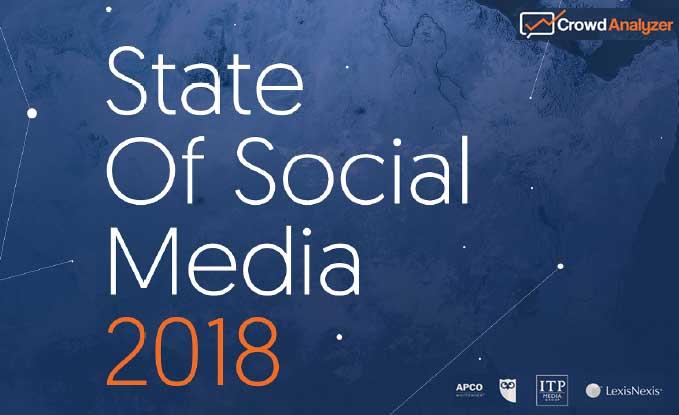 The State of Social Media in the MENA Region, 2018 | Crowd Analyzer 1 | Digital Marketing Community