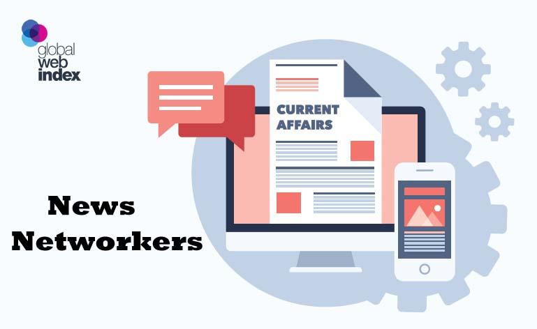 Infographic: News Networkers Worldwide, 2018 | GlobalWebIndex 1 | Digital Marketing Community