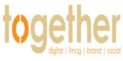 Together is a creative agency driven by ideas. It uses a mix of insight, innovation and intelligence to help brands get where they want to be. That might mean a Facebook campaign, a radio ad, a website, some beautiful point-of-sale, a billboard or a Twitter-enabled ice-cream truck. It focuses on four specialist business areas: digital, social, FMCG and brand. At the heart of all this is its Creative Hub, and it draws from its team on a case-by-case basis to assemble exactly the right experts for your project.