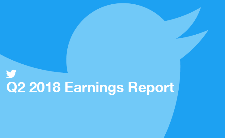 Twitter Q2 2018 Earnings Report | Twitter Inc. 3 | Digital Marketing Community