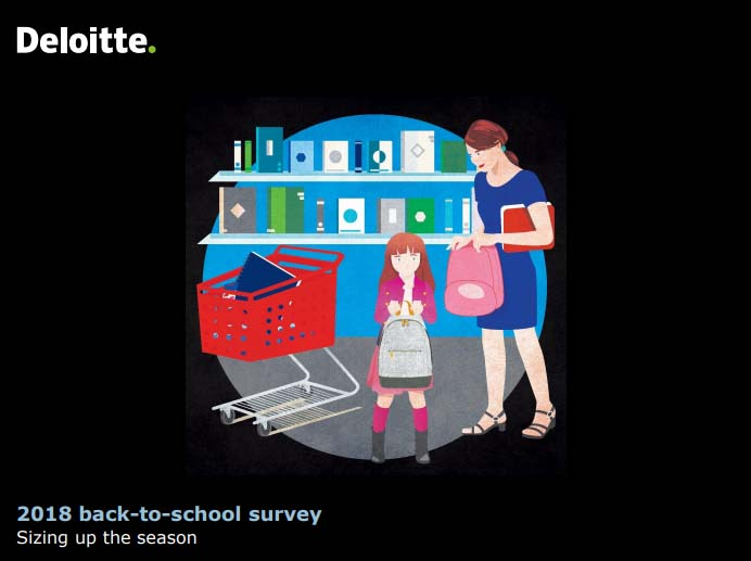 2018 Back-to-School Survey: US Consumers | Deloitte 2 | Digital Marketing Community