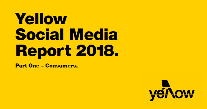 Social Media Report 2018: Part One – Australian Consumers | Yellow Pages 1 | Digital Marketing Community