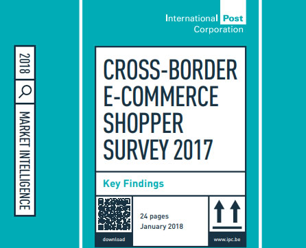 Cross-Border E-Commerce Shopper Survey 2017 | IPC 1 | Digital Marketing Community