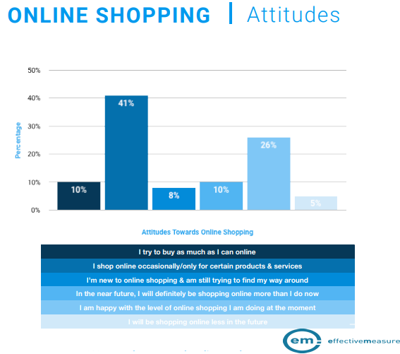 The South African Online Shoppers Purchasing Attitudes, 2017