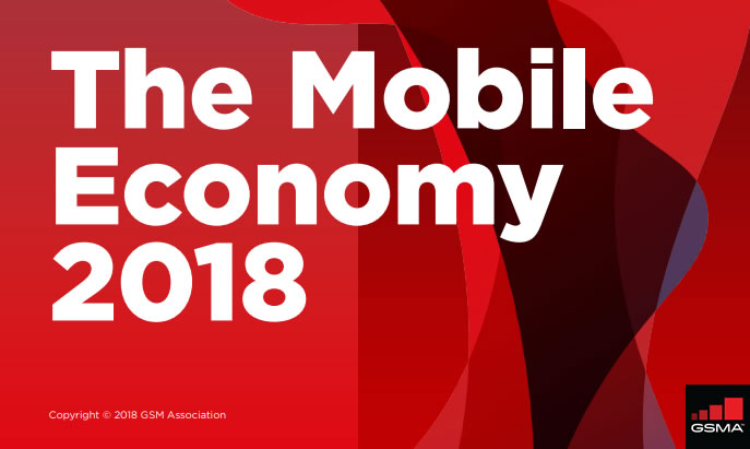 The Mobile Economy 2018 | GSMA Intelligence 1 | Digital Marketing Community