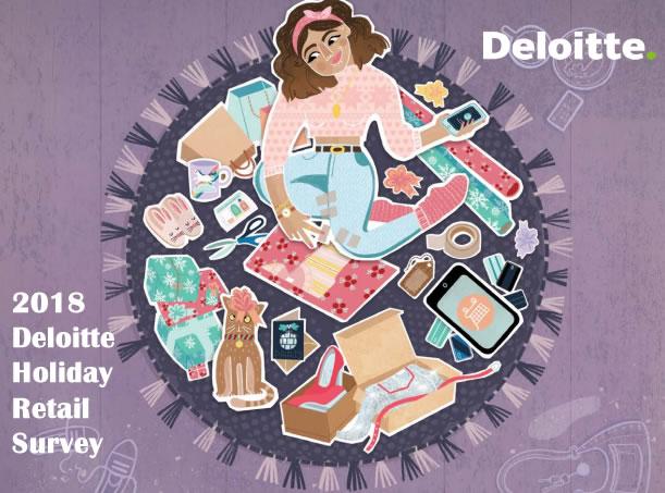 2018 Deloitte Holiday Retail Survey | Deloitte 1 | Digital Marketing Community