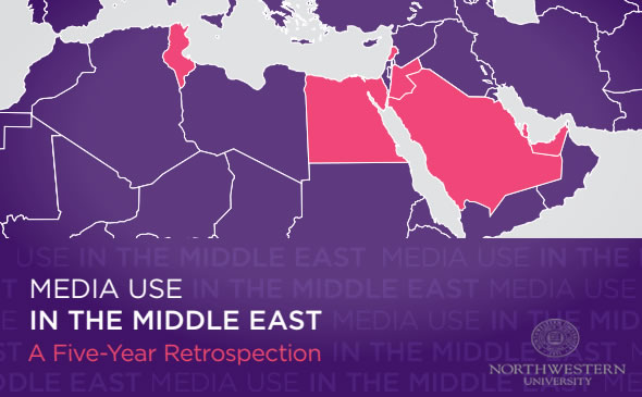 Media Use in the Middle East: A Five-year Retrospection, 2018 | Northwestern University in Qatar 1 | Digital Marketing Community