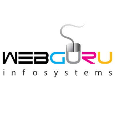 WebGuru Infosystems Logo: Mobile development company India