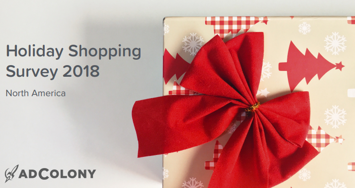 Holiday Shopping Survey 2018: North America