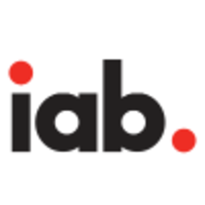 The Interactive Advertising Bureau (IAB) empowers the media and marketing industries to thrive in the digital economy. It is comprised of more than 650 leading media and technology companies that are responsible for selling, delivering, and optimizing digital advertising or marketing campaigns. Together, IAB accounts for 86 percent of online advertising in the United States. Working with its member companies, the IAB develops technical standards and best practices and fields critical research on interactive advertising, while also educating brands, agencies, and the wider business community on the importance of digital marketing.
