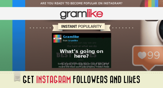 GRAMLIKE Tool 1 | Digital Marketing Community