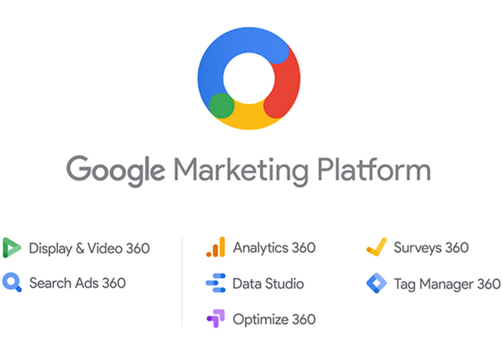 Google Marketing Platform 1 | Digital Marketing Community