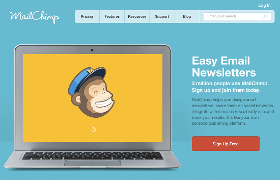 MailChimp Platform 1 | Digital Marketing Community