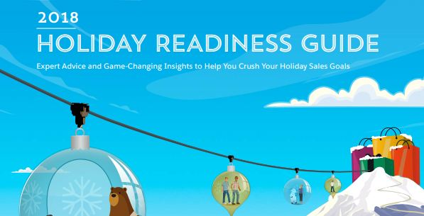 2018 Holiday Readiness Guide, Salesforce