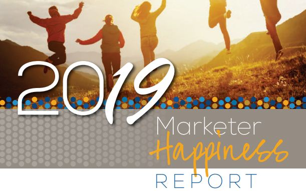 2019 Marketer Happiness Study - MarketingProfs
