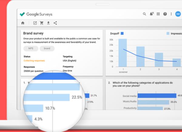 Surveys 360 by Google Marketing Platform 1 | Digital Marketing Community